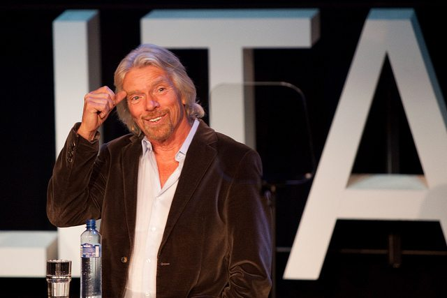 Richard Branson On Overcoming Fear