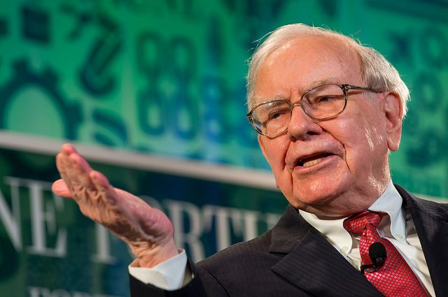 Why Warren Buffet Can Give Away $60 Billion