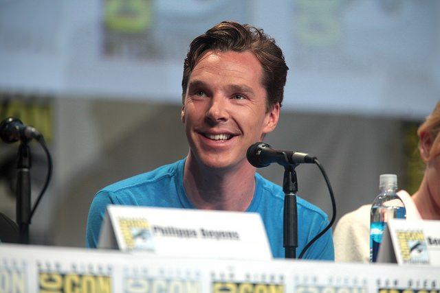 Benedict Cumberbatch - Legends Report