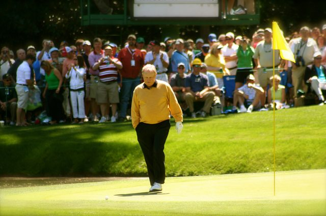 Jack Nicklaus - A Master of Preparation