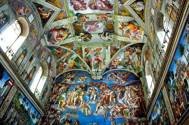 Michelangelo - Legends Report