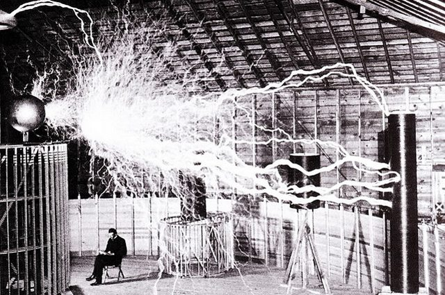 The Incredible Imagination of Nikola Tesla 1
