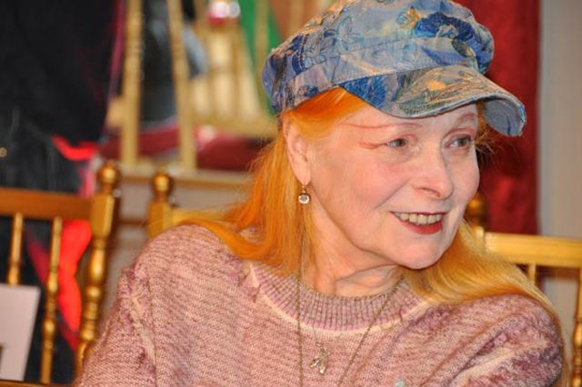 Vivienne Westwood - Factory Worker to Fashion Icon