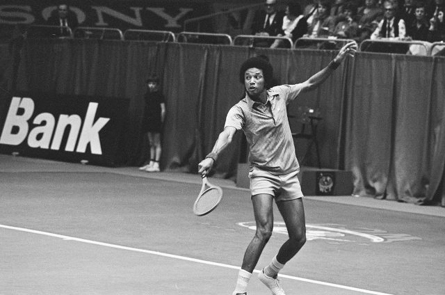 Arthur Ashe - More Than a Wimbledon Champion