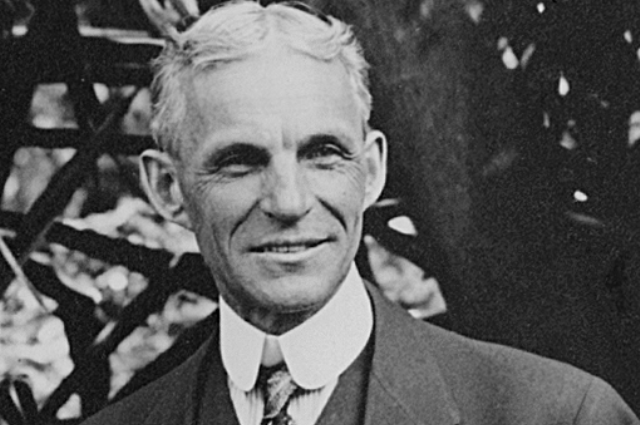 How Thomas Edison Helped Henry Ford Build a Global Business