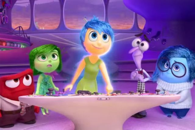 Inside Out - New Pixar Movie Goes Inside Your Mind!