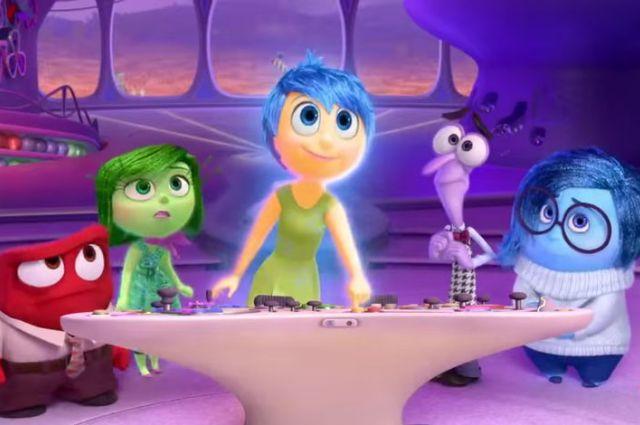 Inside Out - New Pixar Movie Goes Inside Your Mind!