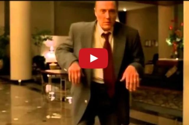 Fatboy Slim - Weapon of Choice ft. Christopher Walken