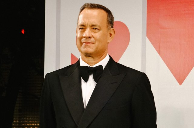 Tom Hanks' Letter Demanding to Be 'Discovered'
