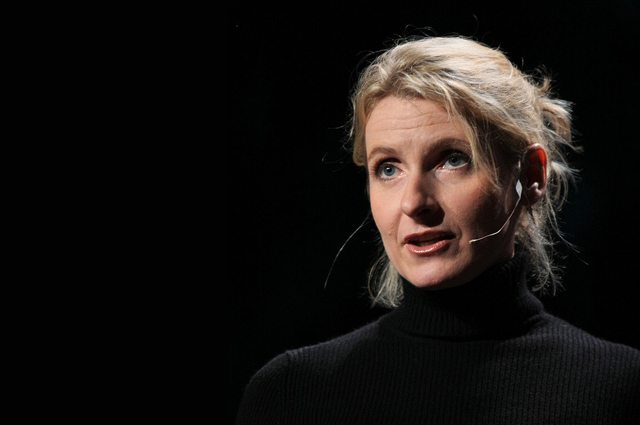 Elizabeth Gilbert - Legends Report