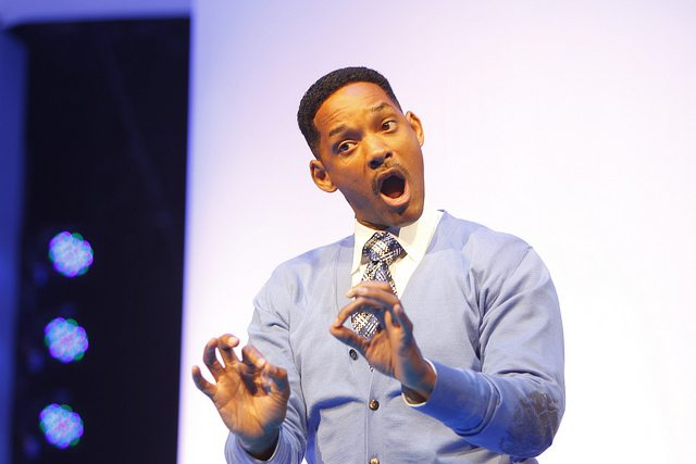 How Will Smith's Grandmother Stopped Him Swearing