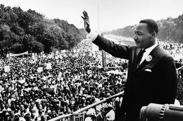 VIDEO - Martin Luther King Jr. On Facing His Fear