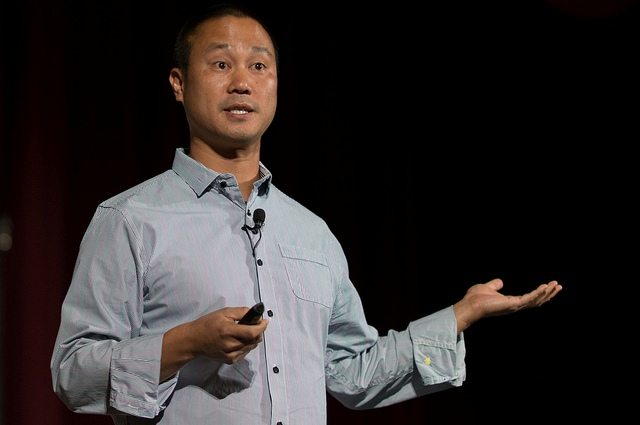 Tony Hsieh - $265 Million Didn't Make Me Happy But Pickles Did!