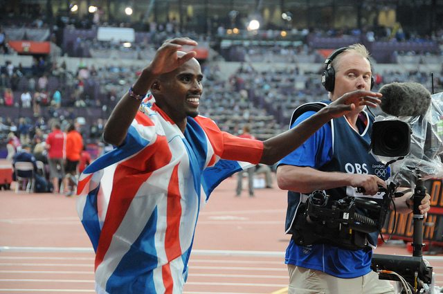 QUOTE - World Champion Mo Farah Says Hard Work is Underestimated