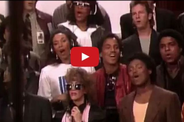Michael Jackson & Co - We Are the World