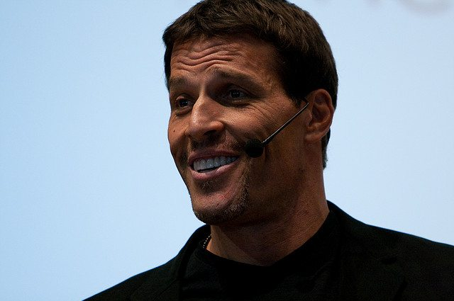 Why You Must Apply These 4 Things From Tony Robbins...