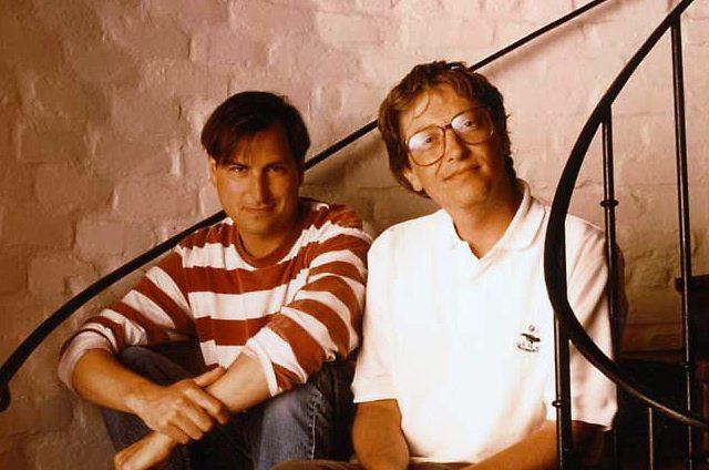 Steve Jobs and Bill Gates - Legends Report