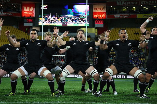 The All Blacks - What Makes Them Such a Great Team