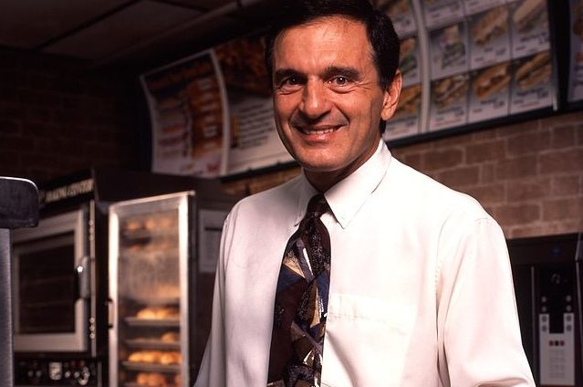 Subway Founder Fred DeLuca Passes Away - The Accidental Billionaire