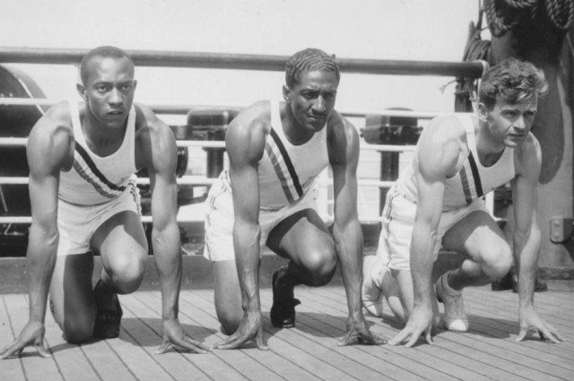 Olympian Jesse Owens' Battle Against Addictions