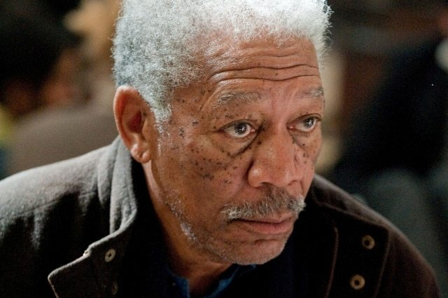 VIDEO - Morgan Freeman - Suffering For His Beliefs
