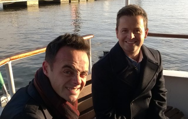 Ant & Dec  Raise £800,000 for Childline | How to Ask Someone to Be Your Mentor | Wayne Rooney 2