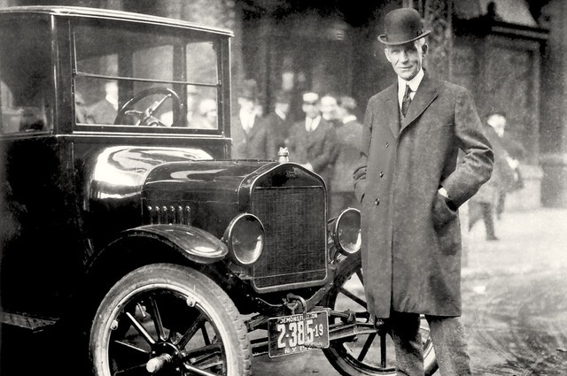 TWEET - Virgin Helps us Learn From Henry Ford 2