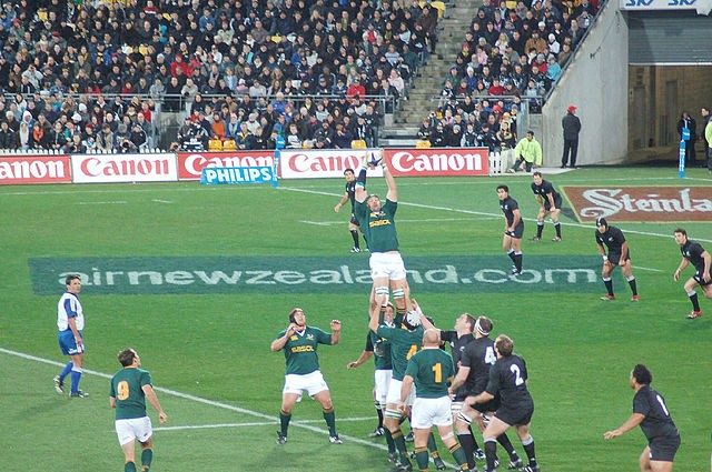 All Blacks & South Africa - The Respectful But Fierce Rivalry