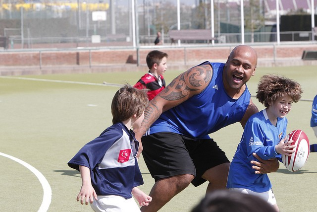 Jonah Lomu - The First Rugby Superstar