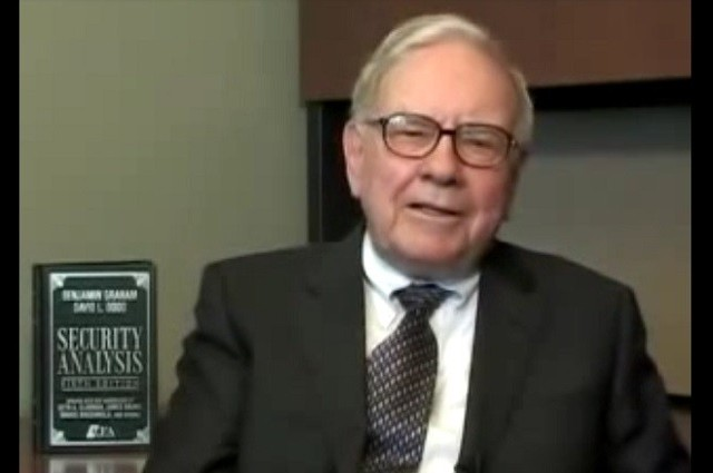 "VIDEO - Warren Buffett On His Mentor - ""He Changed My Life"""