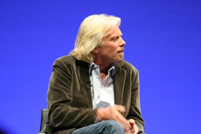 Richard Branson's Favourite Quotes On Giving