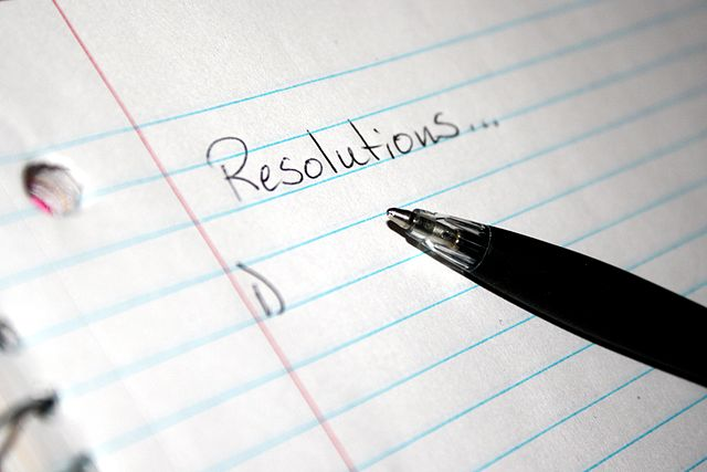 New Year's Resolutions From Successful Business People