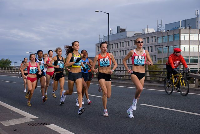 How Paula Radcliffe Bounced Back from Career Failure