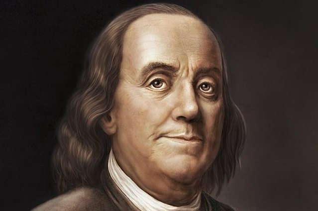 Reap a Destiny – 16 Quotes From Benjamin Franklin On Life & Success