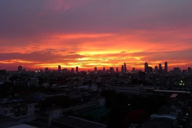 Bangkok_sunset