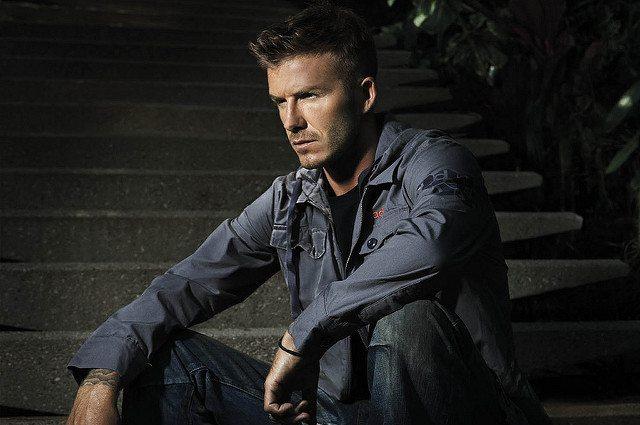 David Beckham: From Average Boy To Legendary Footballer...