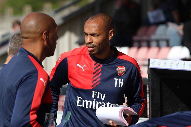 Thierry Henry & Kobe Bryant's Football Idol
