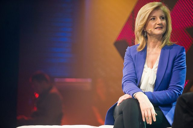 How Did Uber Recruit Arianna Huffington To Its Board?