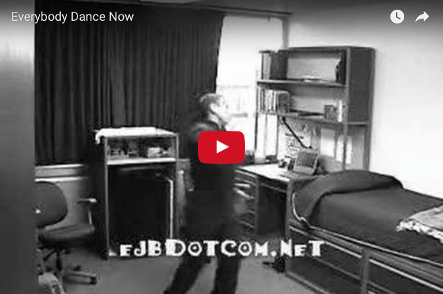 FUNNY - Caught On Camera: Dancing Like it's Friday Night!