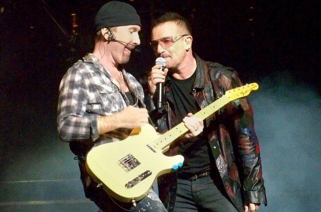 U2's -