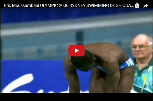 Inspirational Sporting Moments! - Eric The Eel - Sydney Olympics 2000