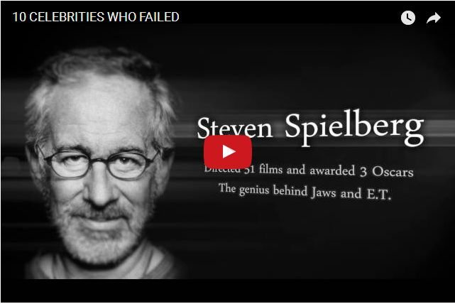 WATCH - 10 Legends Who Overcame Rejection To Succeed!