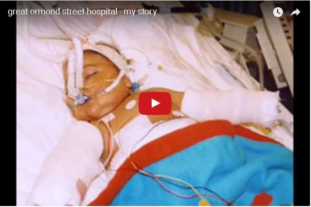 MUST WATCH - How a 16-Month-Old Inspired a 12-Year-Old Girl to Survive