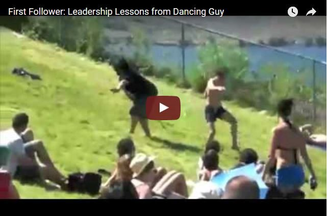 VIDEO - Leadership Lessons From a Dancer