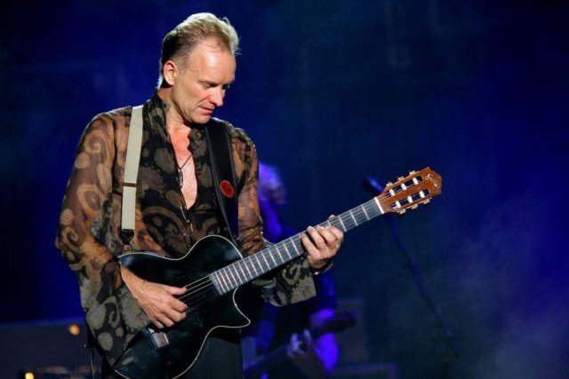 What Sting Learned From His Father's Milk Round