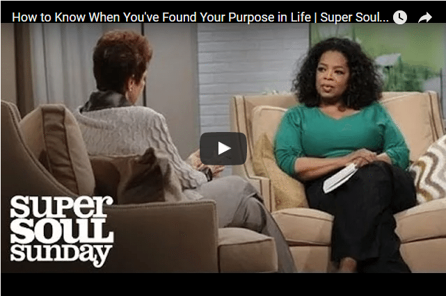 VIDEO - How Do You Know You've Found Your Purpose?