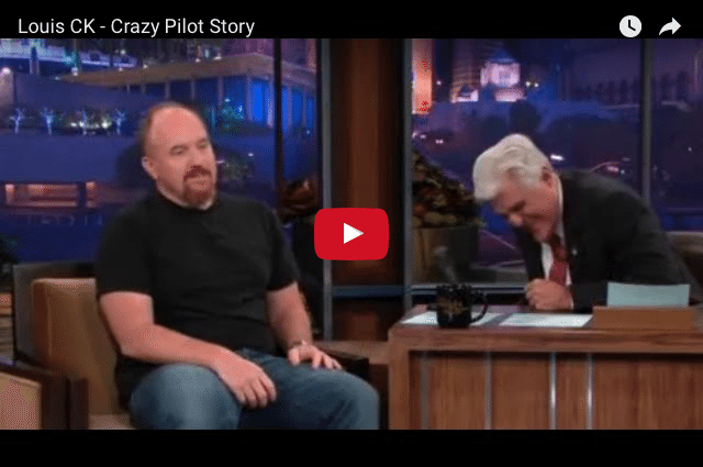 COMEDY - Louis C.K. Reckless Flying