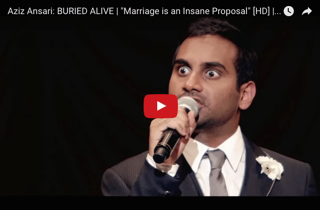 COMEDY - Is Marriage Insane??