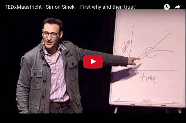 Simon Sinek: Why Trust Will Make or Break Your Company