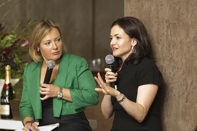 Sheryl Sandberg's 4 Legendary Tips On Speaking Up